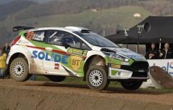 Napoca Rally Academy este pregătită pentru startul în CNR 2015