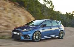 Prima apariţie video pentru noul Ford Focus RS