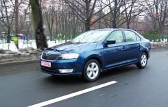 OFERTĂ SPECIALĂ: Skoda Rapid, de la 11.201 de euro