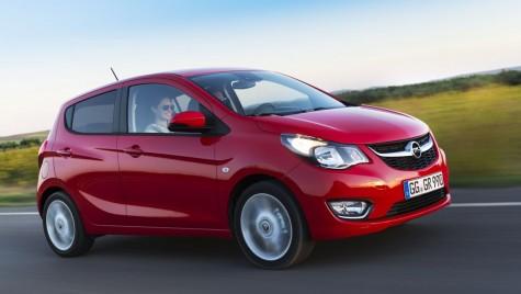 Opel Karl pornește de la un preț sub 10.000 euro