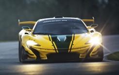 McLaren P1 GTR – hipercarul britanic în versiune de circuit (video)