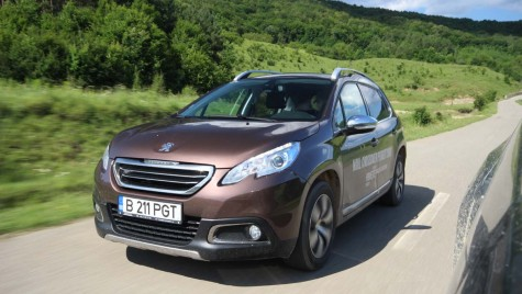 Peugeot 2008: Pui de leu