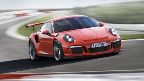 Porsche 911 GT3 RS. Sau atunci când pleci direct de pe pistă pe stradă