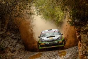 Simone tempestini - Raliul Mexicului - WRC (02)