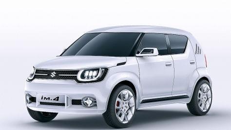 Viitoarele generații Suzuki: mini SUV-ul IM-4 și hatch-ul IM-2