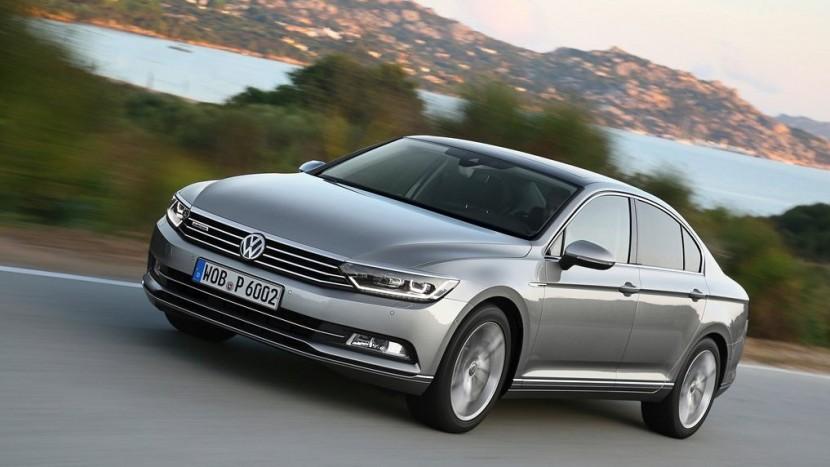 VW Passat masina anului 2015 1