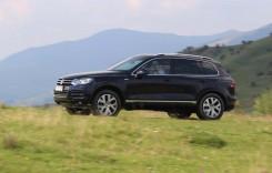 Factorul X – Volkswagen Touareg