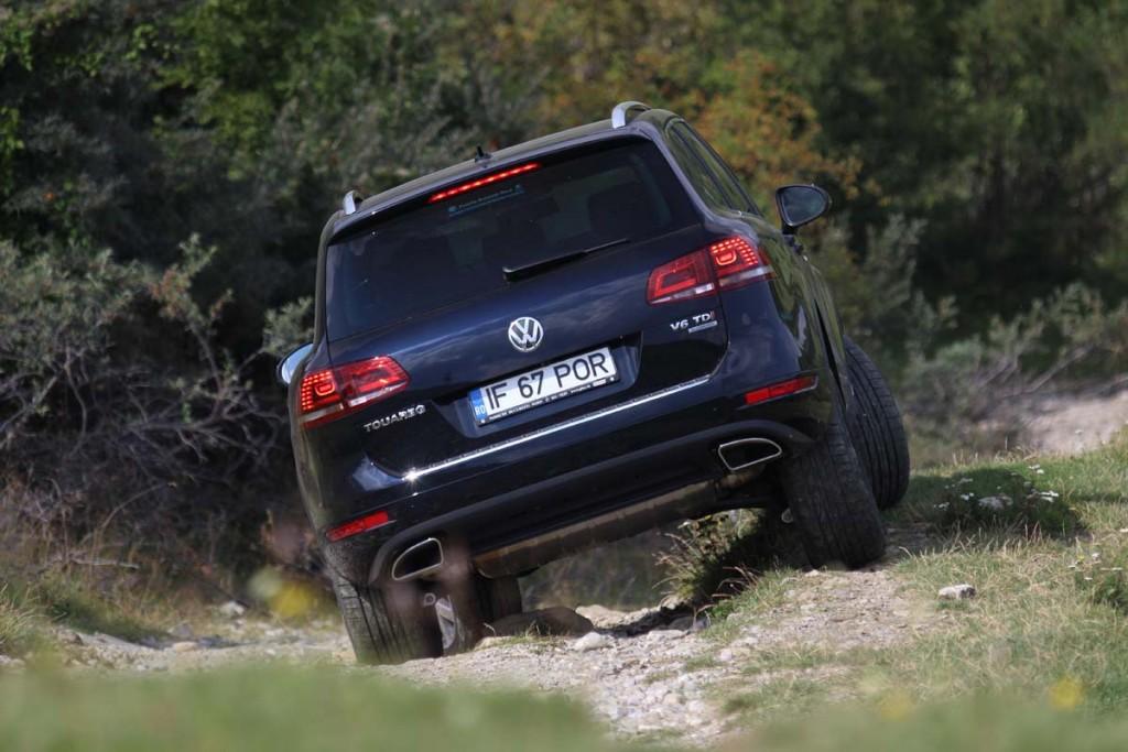 Volkswagen Touareg Edition X AEx (2)