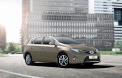 """Oferta Toyota Auris pentru programul """"Prima mașină"""""""