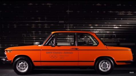 Video: predecesorul lui BMW i3 are 43 de ani