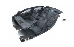 Cadillac CT6 va veni cu un sistem audio BOSE cu 34 de difuzoare