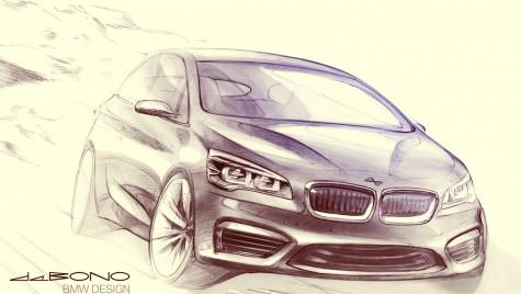 BMW ar pregăti un rival pentru Q1, viitorul crossover mic de la Audi