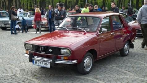Întâlnirea naţională Dacia Classic 2015 va avea loc pe 9 mai, la Braşov