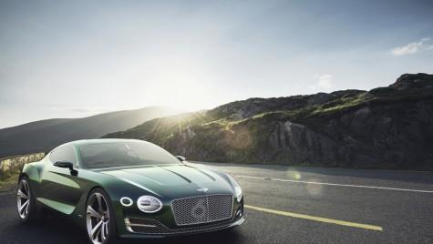 Bentley EXP 10 Speed 6 prefigurează noul design al mărcii