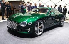GENEVA LIVE: Bentley EXP 10 Speed 6 Concept atacă Ferrari şi Aston Martin