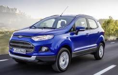 Ford dublează producţia SUV-ului EcoSport în India