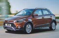 Imagini în premieră cu Hyundai i20 Active – surogat de SUV