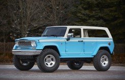 Șapte super concepte Jeep pentru safariul anual ediția 2015