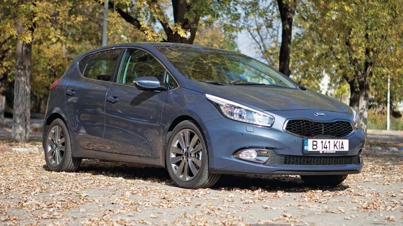 Kia ceed Prima masina | AutoExpert.ro