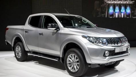 GENEVA LIVE: Premieră europeană a lui L200, noul pickup Mitsubishi