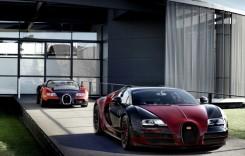 Cum a luat naștere ultimul Bugatti Veyron – pas cu pas
