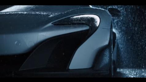 McLaren 675LT în acțiune. Omagiu pentru F1 GTR Long Tail