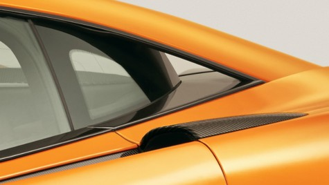 McLaren 570S Coupe, numele oficial al noului supercar entry-level