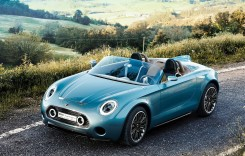 MINI Superleggera va intra în producție în 2018
