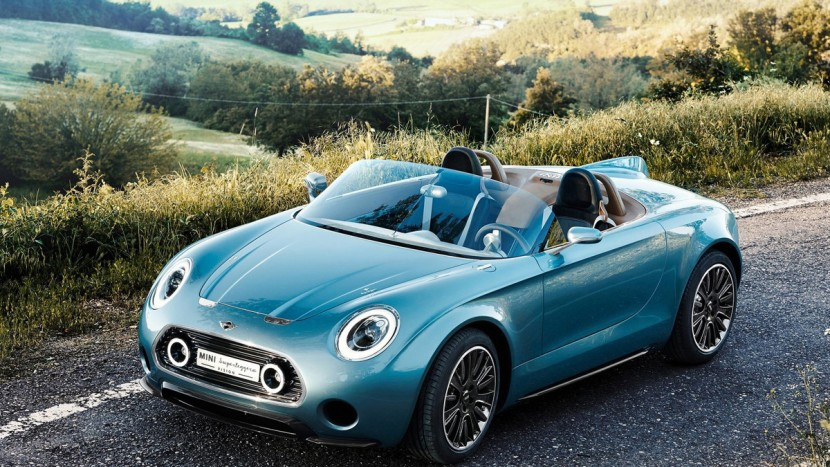 MINI Superleggera | AutoExpert.ro