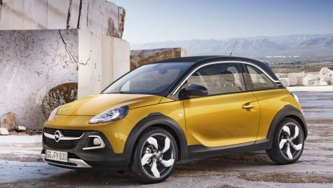 Opel Adam Rocks S se lansează la Salonul de la Amsterdam