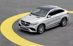 Mercedes-Benz GLE Coupe – prețurile pentru Europa