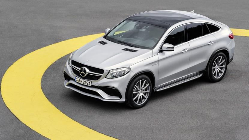 Mercedes-Benz GLE Coupe preturi | Autoexpert.ro