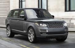 Range Rover SVAutobiography – Lux suprem, la puterea 4×4