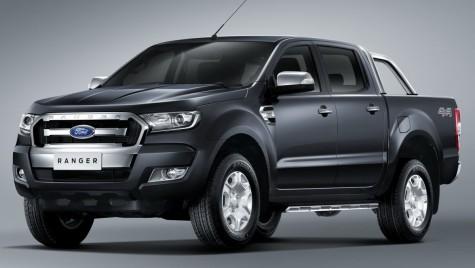 Ford Ranger facelift, dezvăluit oficial. Ce noutăți aduce