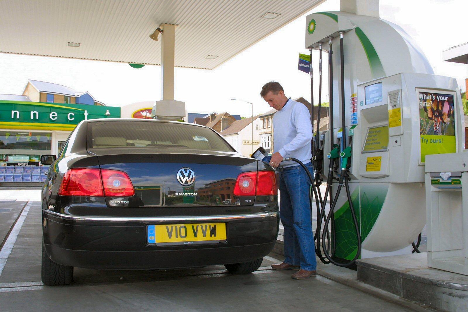 statie benzina
