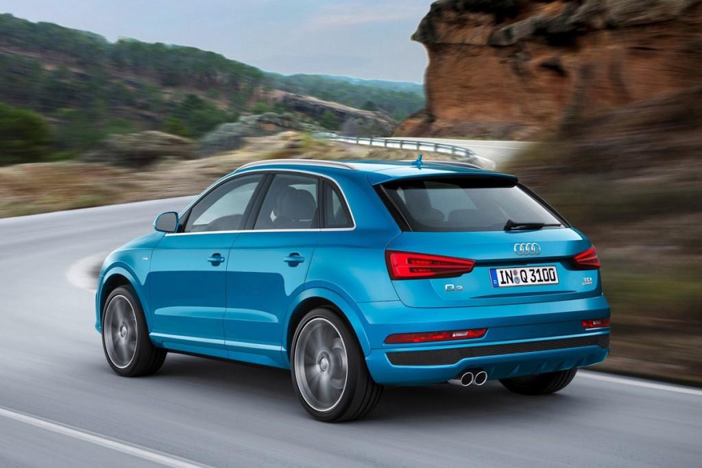 Cel mai vândut SUV/crossover din Europa din 2014 a fost Nissan Qashqai, în timp ce în segmentul premium lider a fost Audi Q3