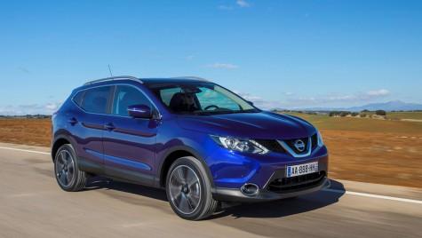 Vânzările de SUV-uri și crossovere din Europa au crescut în 2014