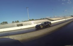 Tesla Model S P85D în drag race cu Ferrari F12 Berlinetta