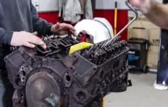 Naşterea unui motor Chevrolet V8 Small-Block – pas cu pas