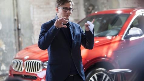 Designerul BMW X6, Tommy Forsgen, este în București