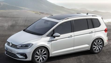 Volkswagen Touran. Noul rege al monovolumelor compacte?