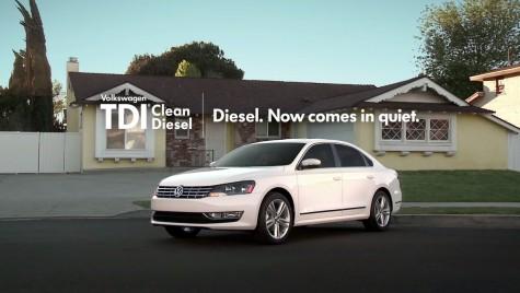 Volkswagen Passat agită spiritele printre bunicuțele din SUA