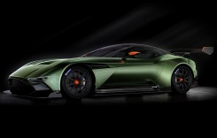 Aston Martin Vulcan, noul supercar de competiții al casei britanice