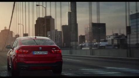 BMW X4 îndrăzneşte să îmbrăţişeze provocările