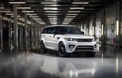 Range Rover pregăteşte un nou SUV, poziţionat între Evoque şi Sport