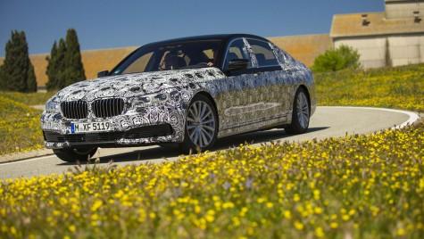 Noul BMW Seria 7 – primele imagini și informații oficiale