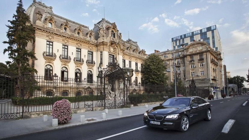 BMW 750d xDrive Bang&Olufsen AEx