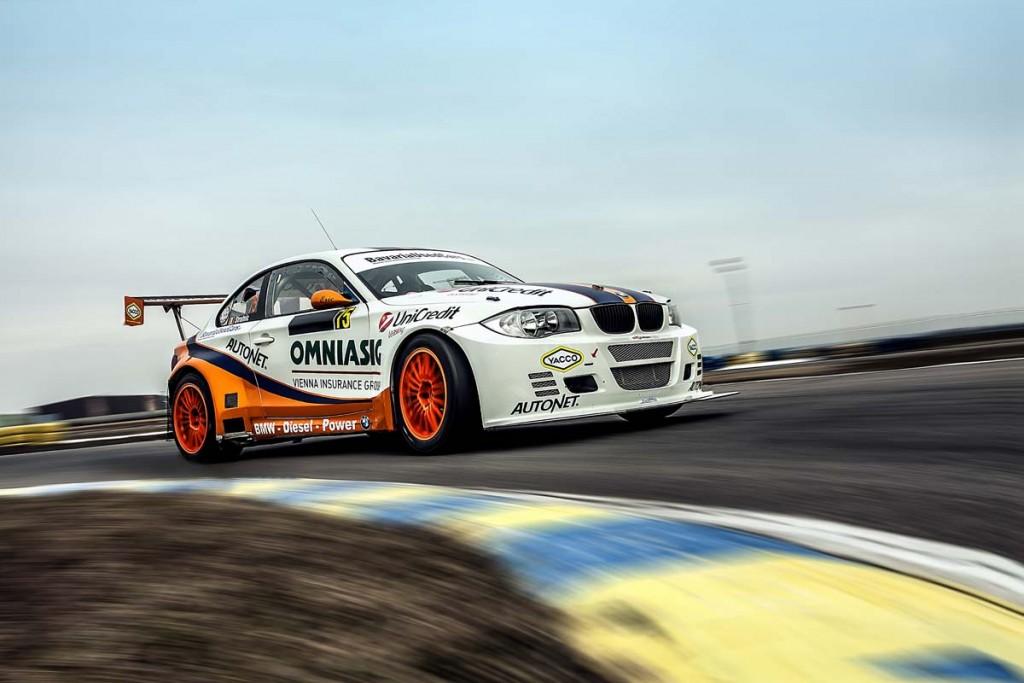 BMW Seria 1 Coupe - ADRENALIN - 135d Endurance