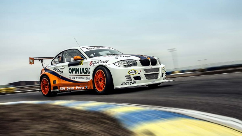 BMW Seria 1 Coupe - ADRENALIN - 135d Endurance