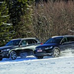 BMW X5 xDrive 30d vs VW Touareg V6 TDI